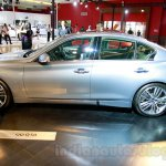 Infiniti Q50 Hybrid side at the 2014 Indonesia International Motor Show