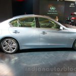 Infiniti Q50 Hybrid side view at the 2014 Indonesia International Motor Show