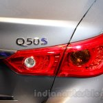 Infiniti Q50 Hybrid taillamp at the 2014 Indonesia International Motor Show