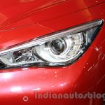 Infiniti Q50 headlamp at the 2014 Indonesia International Motor Show