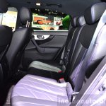 Infiniti QX70S Design rear seat
