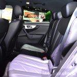 Infiniti QX70S Design rear seat
