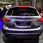 Infiniti QX70S Design rear