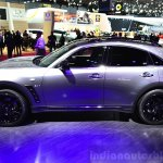Infiniti QX70S Design side