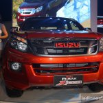 Isuzu D-Max at the CAMPI 2014