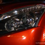 Isuzu D-Max headlamp at the CAMPI 2014