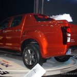 Isuzu D-Max rear three quarter at the CAMPI 2014