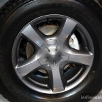 Isuzu D-Max wheel at the CAMPI 2014