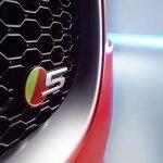 Jaguar XE S badge official image