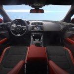 Jaguar XE dashboard official image