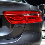 Jaguar XE taillight at the 2014 Paris Motor Show