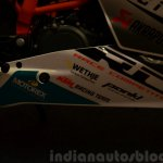 KTM RC390 and RC200 Race package engine cowl