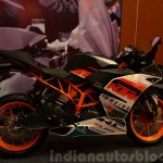 KTM RC390 and RC200 Race package side