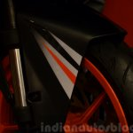 KTM RC390 and RC200 Style package fender