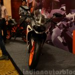 KTM RC390 and RC200 Style package front