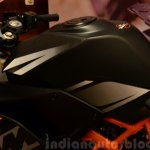 KTM RC390 and RC200 Style package fuel tank