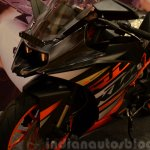 KTM RC390 and RC200 Style package headlamp