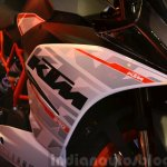 KTM RC390 cowl at the Indian launch