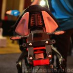 KTM RC390 rear at the Indian launch