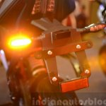 KTM RC390 rear indicator at the Indian launch