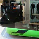 Kawasaki J-Concept display at the INTERMOT 2014