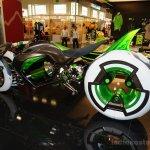 Kawasaki J-Concept rear three quarters at the INTERMOT 2014