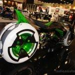 Kawasaki J-Concept rear three quarters right at the INTERMOT 2014