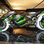 Kawasaki J-Concept side at the INTERMOT 2014