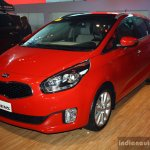 Kia Carens at the CAMPI 2014
