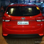 Kia Carens rear at the CAMPI 2014