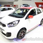Kia Morning Special Edition at the 2014 Indonesia International Motor Show front quarter