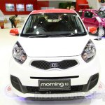 Kia Morning Special Edition at the 2014 Indonesia International Motor Show front