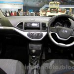 Kia Morning Special Edition at the 2014 Indonesia International Motor Show interior