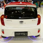 Kia Morning Special Edition at the 2014 Indonesia International Motor Show rear