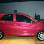 Kia Picanto side at the CAMPI 2014