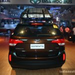 Kia Sorento rear at the CAMPI 2014