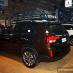Kia Sorento rear three quarter left at the CAMPI 2014