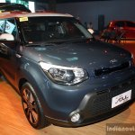 Kia Soul at the CAMPI 2014 front right three quarter