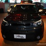 Kia Soul at the CAMPI 2014 front