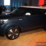 Kia Soul front three quarter at the CAMPI 2014