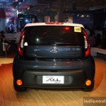 Kia Soul rear at the CAMPI 2014