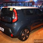 Kia Soul rear right three quarter at the CAMPI 2014