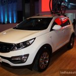 Kia Sportage at the CAMPI 2014