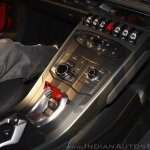 Lamborghini Huracan India Launch center console
