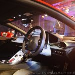 Lamborghini Huracan India Launch dash