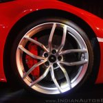 Lamborghini Huracan India Launch wheel