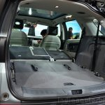Land Rover Discovery Sport boot at the 2014 Paris Motor Show