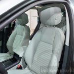 Land Rover Discovery Sport front seats at the 2014 Paris Motor Show