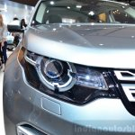 Land Rover Discovery Sport headlamp at the 2014 Paris Motor Show