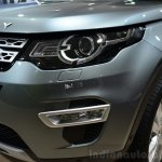 Land Rover Discovery Sport headlight at the 2014 Paris Motor Show
